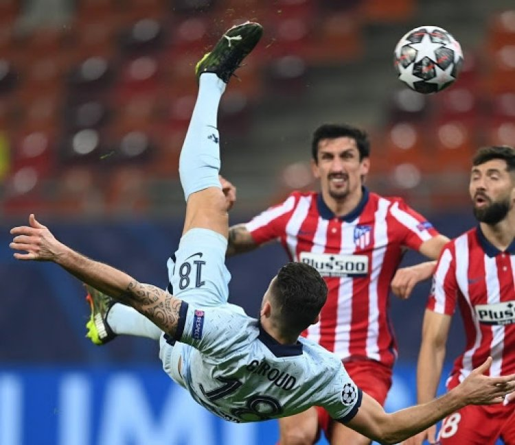 Atletico Kalah Akan Chelsea, Simeone Minta Pemain Lebih Kerja Keras di Leg 2