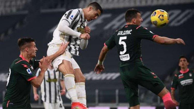 Jarang Mendapatkan Kemenangan Juventus Lampiaskan Saat Lawan Crotone