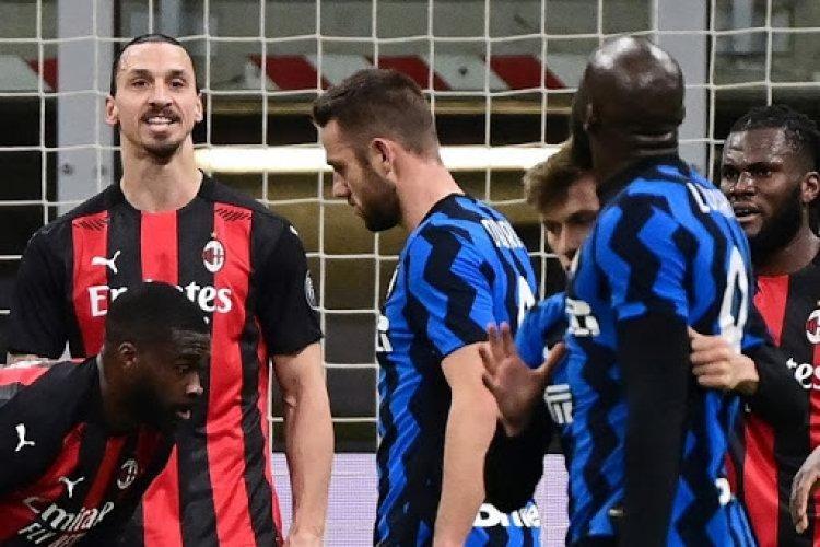 Zlatan Ibrahimovic Tak Tampil Maksimal saat Ac Milan Dibantai Inter Milan, Ini Sebabnya!