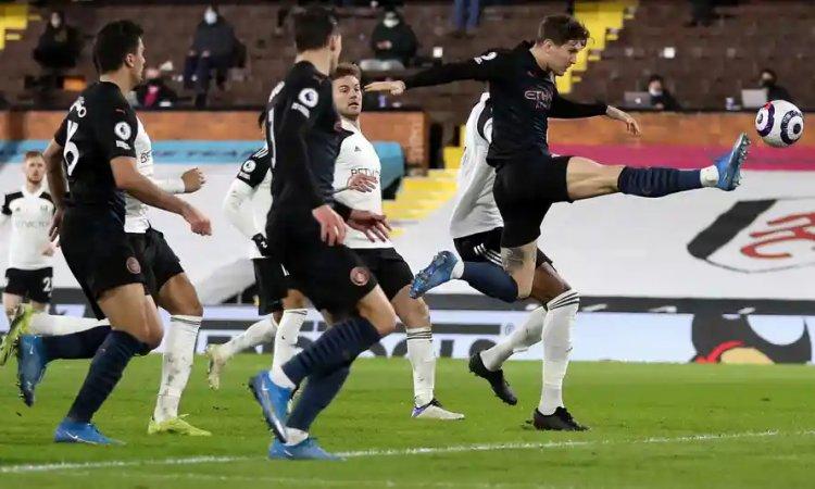 Manchester City Tampil Perkasa Saat Bungkam Fulham 3-0