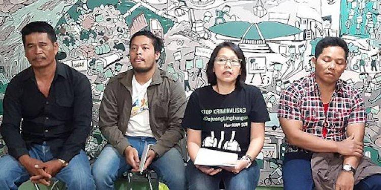 PP Pelonggaran Limbah Berbahaya Dikeluarkan : Organisasi Walhi Desak Jokowi