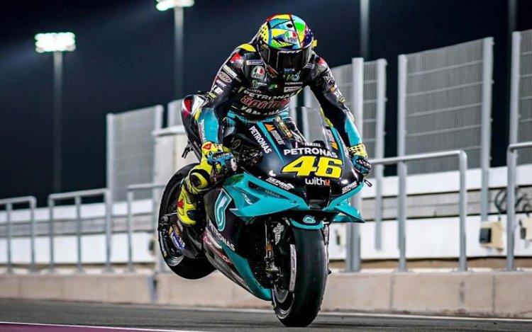 Valentino Rossi Semakin Optimis Hadapi MotoGP 2021 Dengan Motor Yamaha