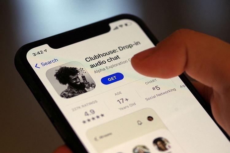 Baru saja Trending di Media Sosial, Kini ClubHouse Terancam diblokir Kominfo