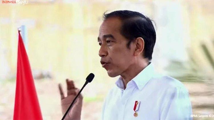 Jokowi Akhirnya Cabut Perpres Soal Investasi Miras