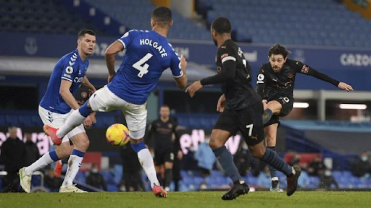 Manchester City Kantongi Tiket Babak Semifinal Piala FA Usai Kalahkan Everton