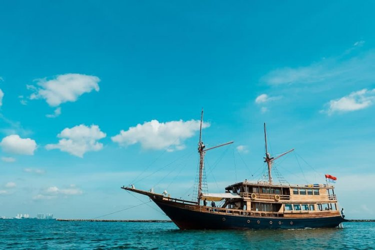 Wahana Baru! Ancol Hadirkan Kapal Mewah Pinisi Untuk Berlayar Ke Teluk Jakarta