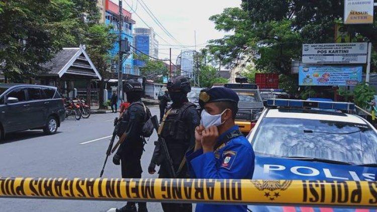 Kominfo Minta Warga Tak Posting Foto Korban Bom Gereja Katedral Makassar