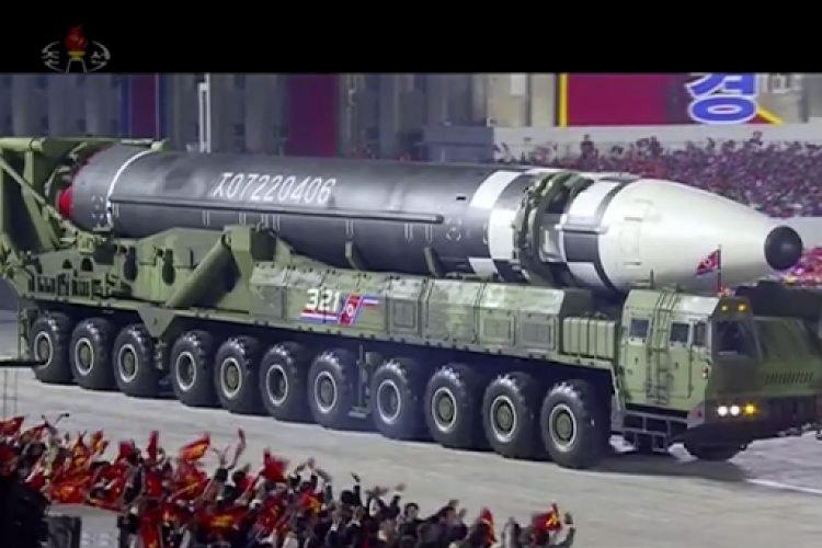 Korea Utara Ancam Balik Biden, Kapal Selam Rudal Korut Diperkirakan Segera Diluncurkan