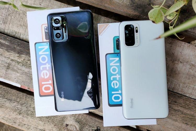 Rilis di Indonesia, Ini Perbedaaan Xiaomi Redmi Note 10 dan Redmi Note 10 Pro