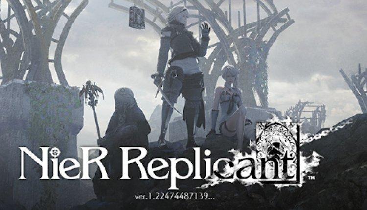 Game NieR Replicant Trending di Steam Setelah Update