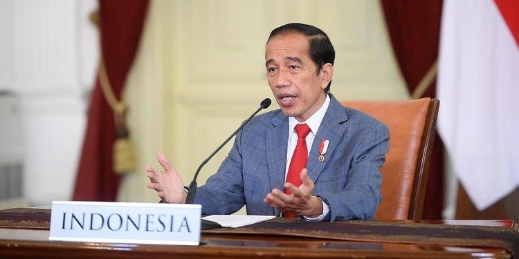 Kecam Israel, Jokowi Bahas Situasi Palestina Dengan Para Pemimpin Negara