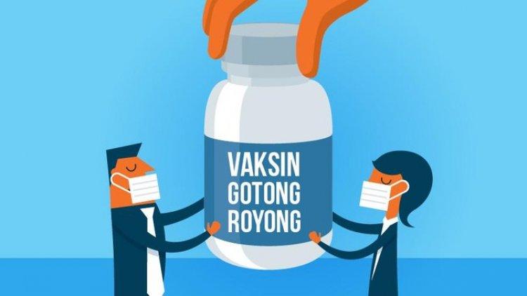 Program Vaksinasi Gotong Royong Telah Dimulai