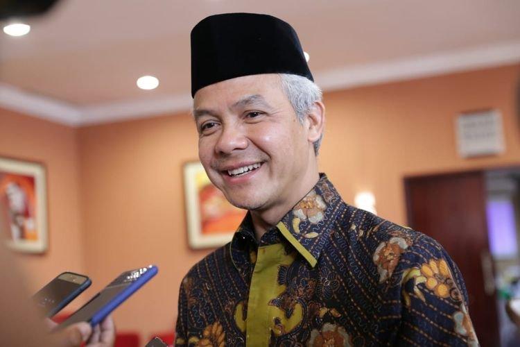 Ganjar Pranowo Tak Diundang Di Acara PDIP, Trending Di Twitter
