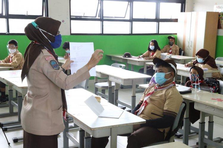 Uji Coba Sekolah Tatap Muka Tahap II , Pemprov DKI Siapkan 300 Sekolah