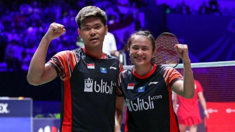 7 Tim Bulu tangkis Indonesia Lolos Kualifikasi, Resmi Ikut Olimpiade Tokyo 2021