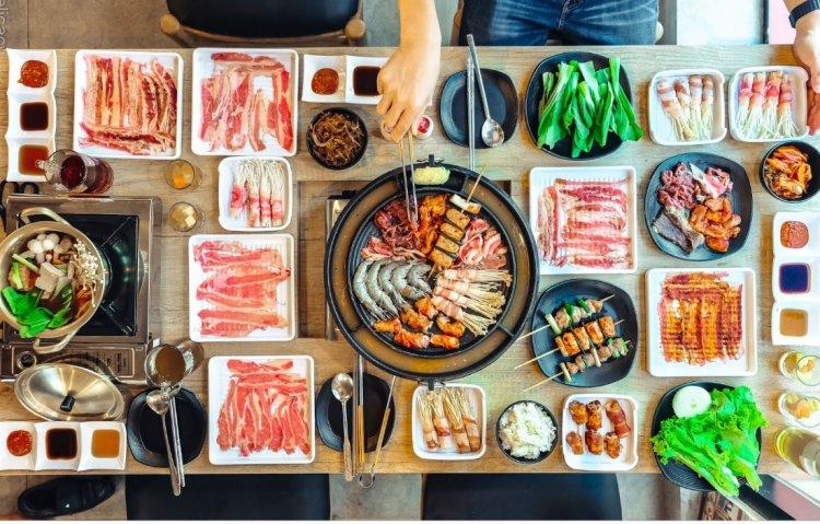 5 Tips Makan Banyak All You Can Eat Agar Tidak Rugi