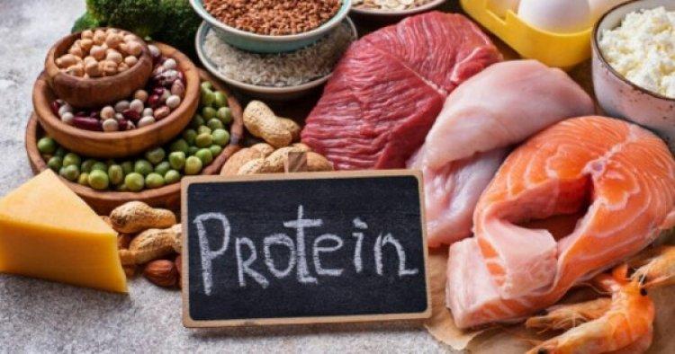 5 Makanan Sumber Protein Tinggi