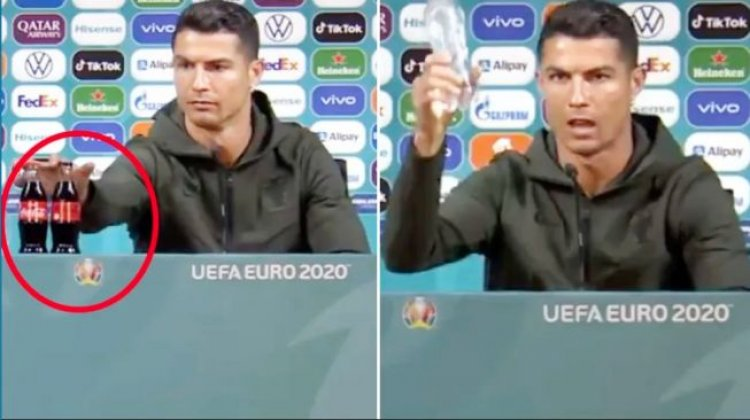 Coca-Cola Rugi Hingga 57 Triliun Akibat Cristiano Ronaldo