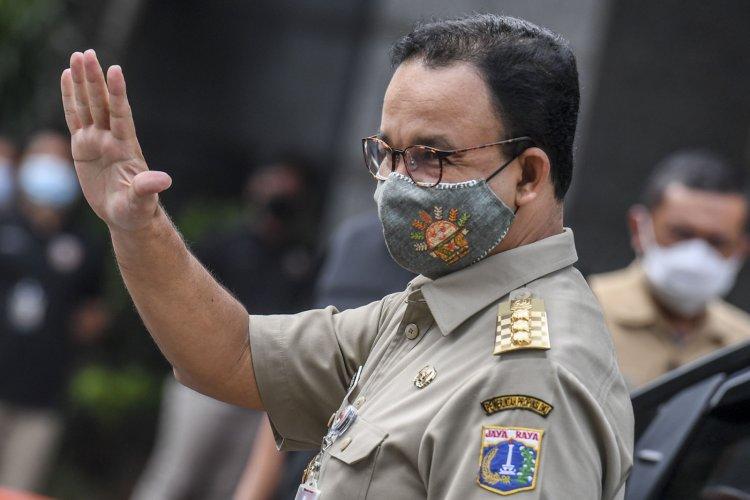 DKI Jakarta Kembali Mencatat Rekor Kasus  Covid-19 Harian Terbanyak