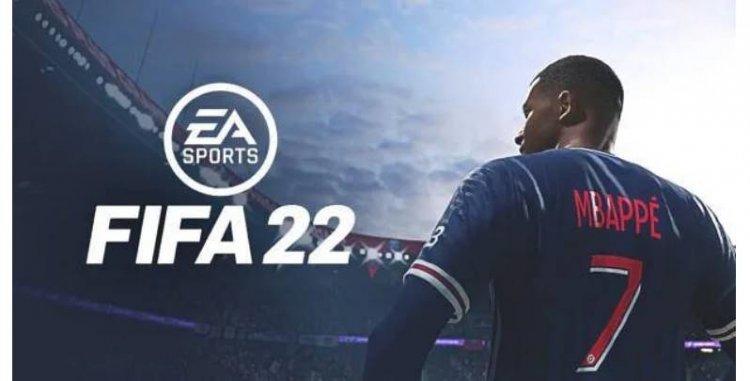Kylian Mbappe Jadi Model Sampul di Game FIFA 22, Ini Potret Gameplaynya !
