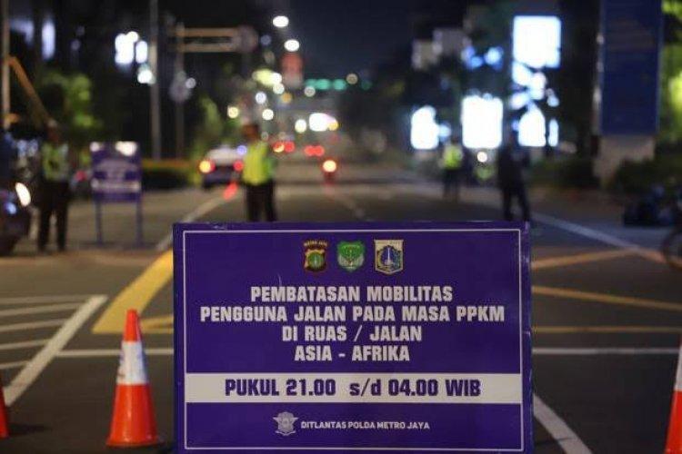 PPKM Darurat Jawa-Bali Kembali Diperpanjang Hingga Akhir Juli 2021
