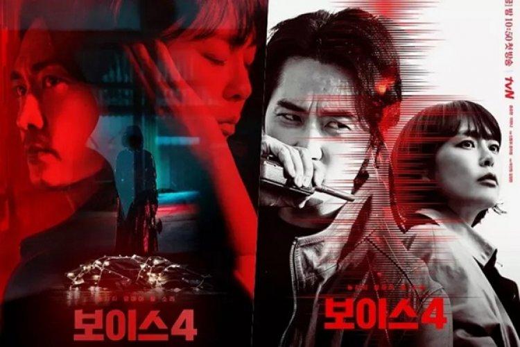 Mengenal Drama Korea Baru Bergenre Thriller : Voice 4