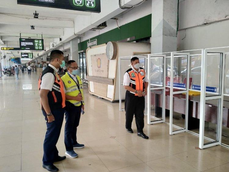 Terbongkar ! Pemalsuan Tes PCR di Bandara Halim, Pelaku Patok Harga Rp 600 Ribu