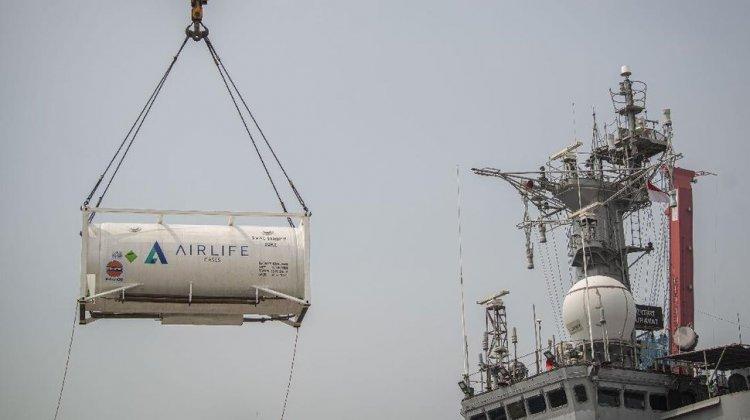 Pemerintah Indonesia terima bantuan Oksigen dari India