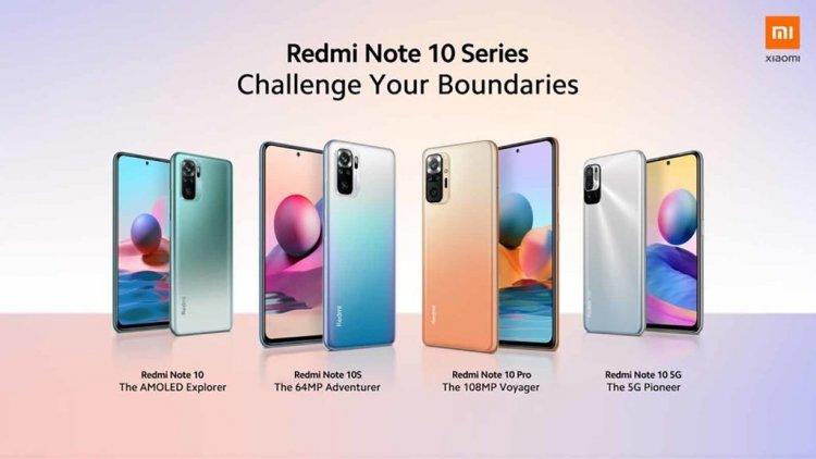 Redmi Note 10 5G Resmi Dijual Di Indonesia