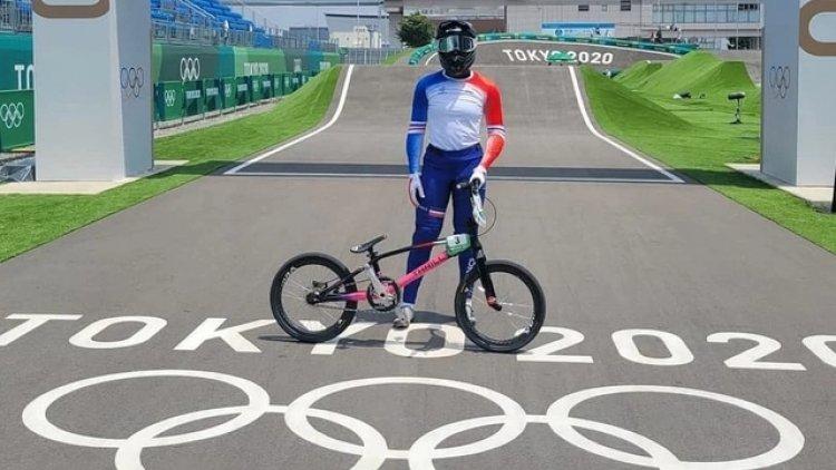 Sepeda Asal Gresik Tampil Di Olimpiade Tokyo 2020