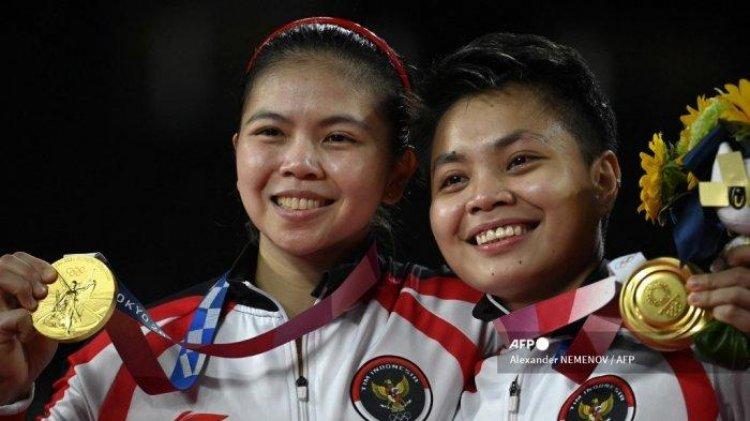 Bulutangkis Indonesia Sumbang Medali Emas dan Perunggu Di Olimpiade Tokyo 2020