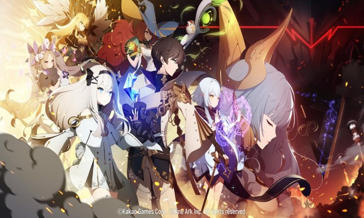 Kakao Rilis Game RPG Baru Berjudul Eversoul