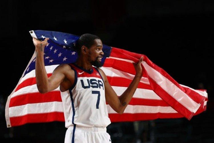Tim Basket Amerika Serikat Berhasil Memenangkan Medali Emas Olimpiade Tokyo 2020