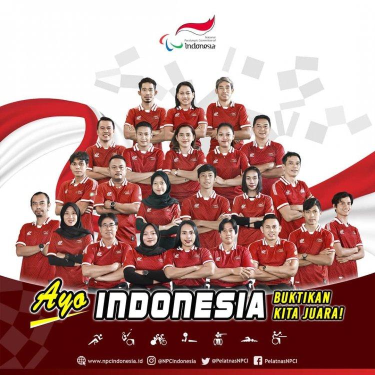 Indonesia Resmi Kirimkan 23 Atlet di Paralimpiade Tokyo 2020, Ini Daftarnya !