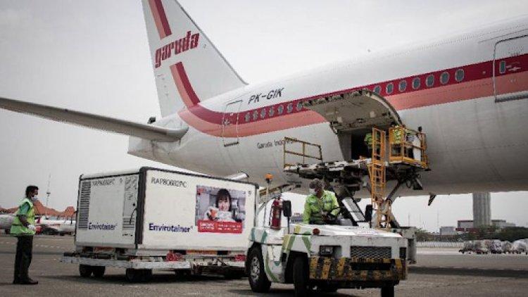 Indonesia Kembali Menerima 5 Juta Dosis Vaksin Sinovac