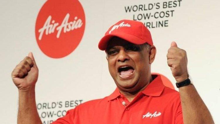 Maskapai AirAsia Buat Bisnis Transportasi Online, Pesaing Grab dan Gojek ?