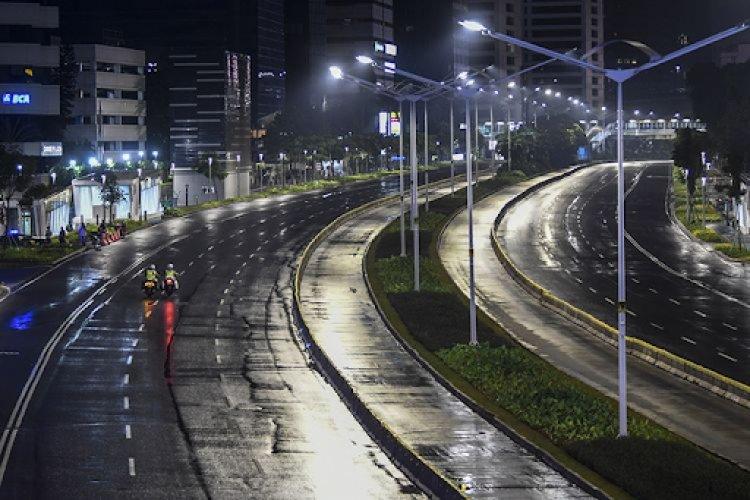 Polda Metro Jaya Terapkan Crowd Free Night Di Jakarta Tiap Akhir Pekan