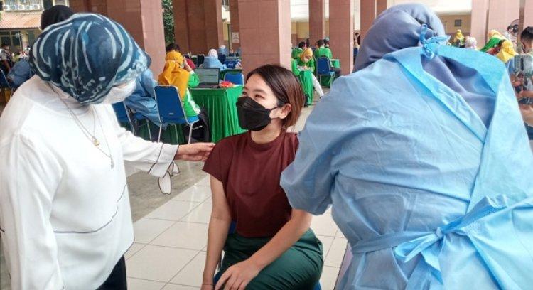 Siap Hadapi Herd Imunity, Pemkot Tangerang Siapkan 30 Ribu Dosis Vaksin Setiap Hari