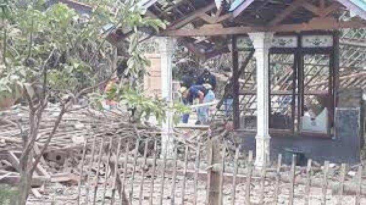 2 Orang Tewas Akibat Ledakan Yang Diduga Bom Ikan di Pasuruan Jawa Timur