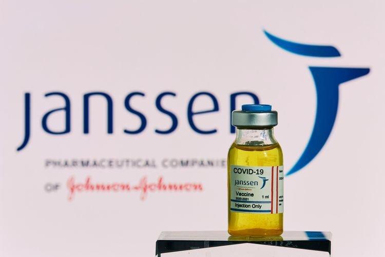 Vaksin Janssen dari Pemerintah Belanda Tiba di Tanah Air