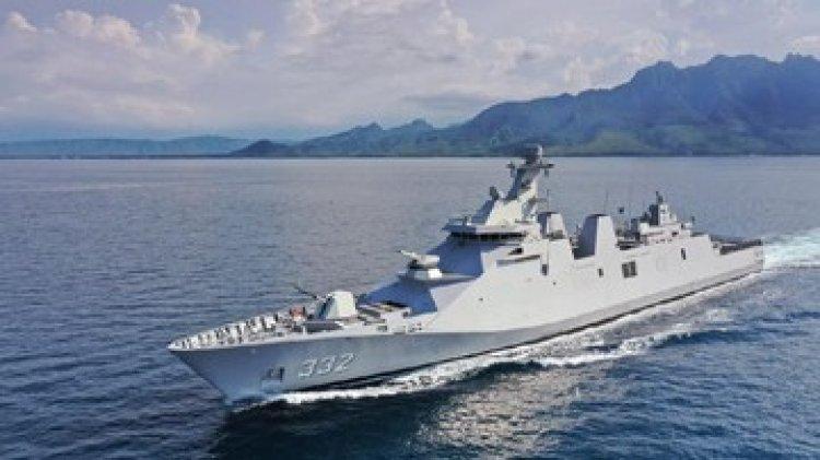 Usai Resmi Kerja Sama dengan Inggris, Kapal Perang Canggih Segera Dibuat di Indonesia